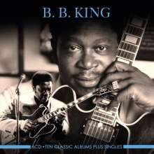 B.B. King: Ten Classic Albums Plus Singles, 6 CDs