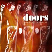 The Doors: Light My Fire: Live 1967 - 1972 (Limited Numbered Edition) (Yellow Vinyl), 3 LPs