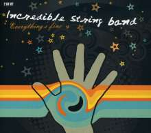 The Incredible String Band: Everything's Fine - Live 27.9.2003 @ The Lowry, Salford Quay, 2 CDs