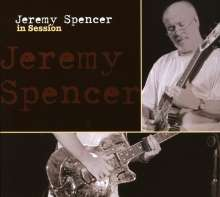 Jeremy Spencer: In Session 2005, CD