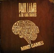 Lamb, Paul & The King Snakes: Mind Games, CD