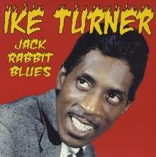 "Ike Turner: Jack Rabbit Blues (CD + 10""), 1 CD und 1 Single 10"""