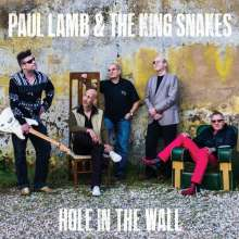 Lamb, Paul & The King Snakes: Hole In The Wall, CD