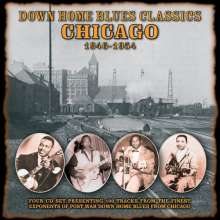 Chicago Blues, 4 CDs