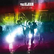 The Alarm: Best Of Live, LP