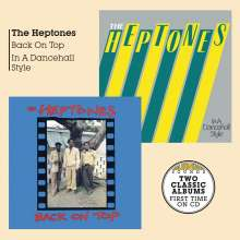 The Heptones: Back On Top / In A Dancehall Style, CD