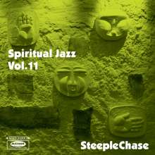 Spiritual Jazz Vol.11: SteepleChase, CD