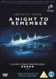 A Night To Remember (UK Import), DVD