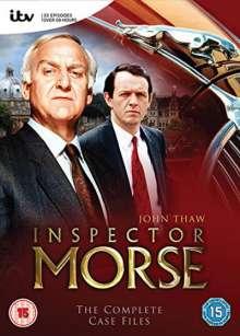 Inspector Morse Season 1-12 (Complete Series) (UK Import), 18 DVDs