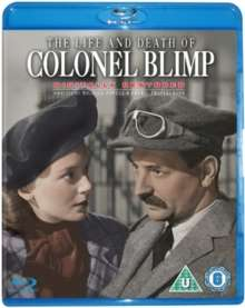 The Life And Death Of Colonel Blimp (1943) (Blu-ray) (UK Import), Blu-ray Disc