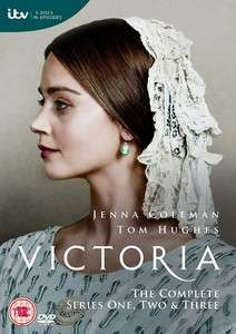 Victoria Season 1-3 (UK Import), 6 DVDs