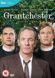 Grantchester Season 4 (UK Import), 2 DVDs