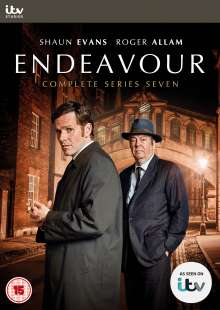 Endeavour Season 7 (UK Import), 2 DVDs
