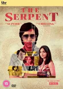 The Serpent (2021) (UK Import), 3 DVDs