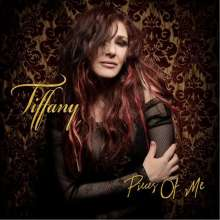 Tiffany: Pieces Of Me, CD
