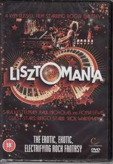 Roger Daltrey: Lisztomania: Musikfilm, DVD
