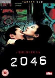 2046 (2004) (UK Import), 2 DVDs