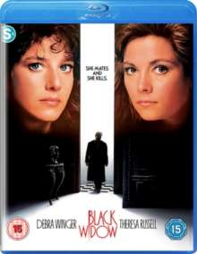 Black Widow (1986) (Blu-ray) (UK Import), Blu-ray Disc