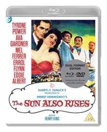 The Sun Also Rises (1957) (Blu-ray & DVD) (UK Import), 1 Blu-ray Disc und 1 DVD