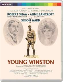 Young Winston (1972) (Blu-ray) (UK Import), Blu-ray Disc
