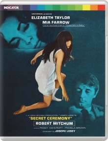 Secret Ceremony (1968) (Blu-ray) (UK Import), Blu-ray Disc