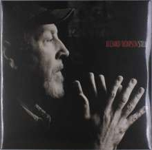 Richard Thompson: Still (remastered) (180g) (Red Vinyl) (45 RPM), 2 LPs