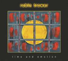 Robin Trower: Time & Emotion, CD