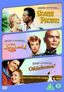 Rodgers & Hammerstein - Three Musicals (UK Import), 3 DVDs