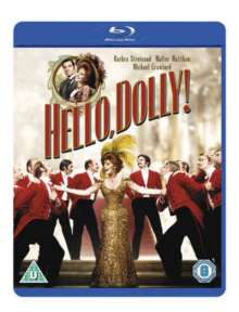Hello, Dolly! (1969) (Blu-ray) (UK Import), Blu-ray Disc