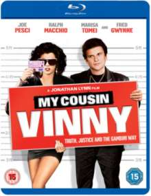 My Cousin Vinny (1991) (Blu-ray) (UK Import), Blu-ray Disc