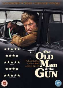 The Old Man And The Gun (2018) (UK Import), DVD