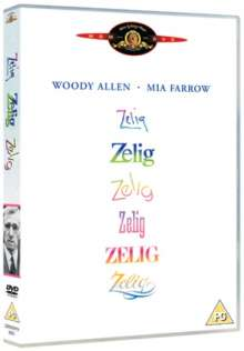 Zelig (1982) (UK Import mit deutscher Tonspur), DVD