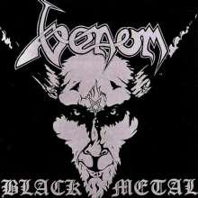 Venom: Black Metal, CD