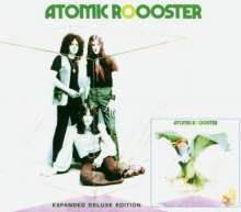 Atomic Rooster: Atomic Roooster (Album 1970), CD