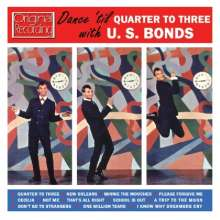 Gary U.S.Bonds: Dance 'Till Quarter To Three, CD