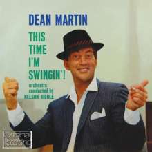 Dean Martin: This Time I'm Swingin'!, CD