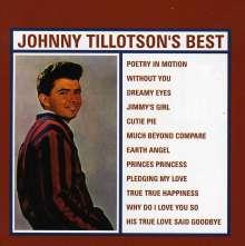 Johnny Tillotson: Johnny Tillotson's Best, CD