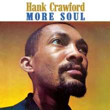 Hank Crawford (1934-2009): More Soul, CD