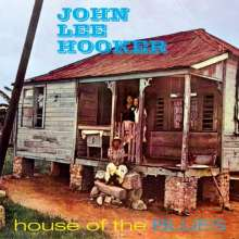 John Lee Hooker: House Of The Blues, CD