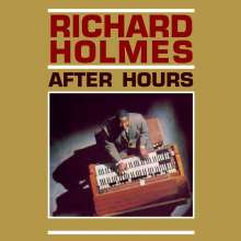 Richard 'Groove' Holmes (1931-1991): After Hours, CD