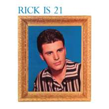 Rick (Ricky) Nelson: Rick Is 21, CD
