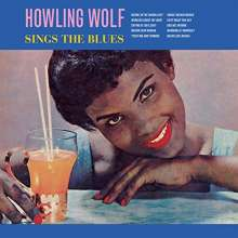 Howlin' Wolf: Sings The Blues, CD