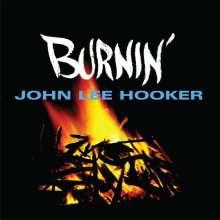 John Lee Hooker: Burnin', CD