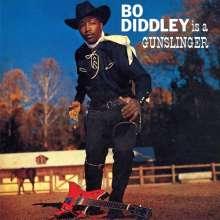 Bo Diddley: Bo Diddley Is A Gunslinger, CD