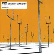 Muse: Origin Of Symmetry, CD