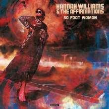 Hannah Williams: 50 Foot Woman, CD