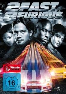 2 Fast 2 Furious, DVD