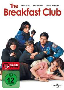 The Breakfast Club - Der Frühstücksclub, DVD