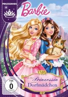 """Barbie als """"Die Prinzessin und das Dorfmädchen"""", DVD"""