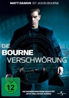 Die Bourne Verschwörung, DVD
